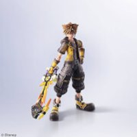 Kingdom Hearts III Bring Arts Action Figure Sora Guardian Form Version 16cm - Arts Gifts