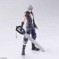 Kingdom Hearts III Bring Arts Action Figure Riku 16cm - Arts Gifts
