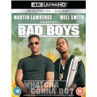 Bad Boys - 2 Disc 4K Ultra HD