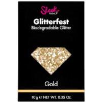Sleek MakeUP Glitterfest Biodegradable Glitter - Gold 10g