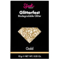 Sleek MakeUP Glitterfest Biodegradable Glitter - Gold 10g