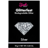 Sleek MakeUP Glitterfest Biodegradable Glitter - Silver 10g
