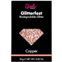 Sleek MakeUP Glitterfest Biodegradable Glitter - Copper 10g