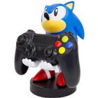 Sonic the Hedgehog Collectable Classic 8 Inch Cable Guy Controller and Smartphone Stand - Sonic Gifts