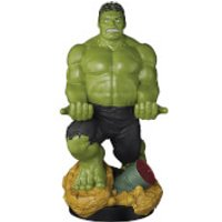 Marvel Collectable XL Hulk 12 Inch Cable Guy Console Stand - Hulk Gifts
