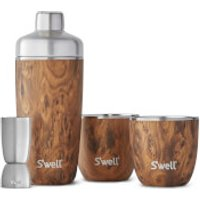 S'well Teakwood Barware Set