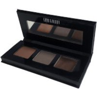 Image of Lord & Berry Strip Kit Eyebrow Styling Set (Various Shades) - Medium Brunette