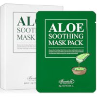 Benton Aloe Soothing Mask Pack -10Ea/Pack