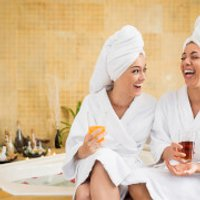 Pamper Day with Two Treatments and Prosecco for Two at Bannatyne Health Clubs - Clubs Gifts