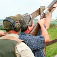 Clay Shooting Experience with Seasonal Refreshments for Two - Shooting Gifts
