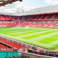 Manchester United Football Club Stadium Tour with Meal in the Red Café for Two - Football Gifts