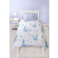Frozen Icicle Duvet Set - Single