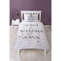 Harry Potter Spell Duvet Set - Single