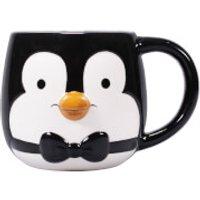 Mary Poppins 3D Shaped Mug - Penguin