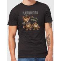 Moana Kakamora Mischief Maker Men's T-Shirt - Black - S - Black