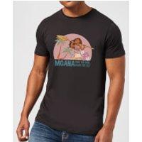 Disney Moana Read The Sea Men's T-Shirt - Black - 4XL - Black