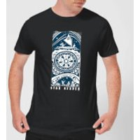 Moana Star Reader Men's T-Shirt - Black - S - Black