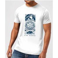 Disney Moana Star Reader Men's T-Shirt - White - 4XL - White