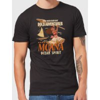 Disney Moana Find Your Own Way Men's T-Shirt - Black - XXL - Black
