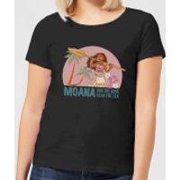 Moana Read The Sea Women's T-Shirt - Black - 5XL - Black - Read Gifts