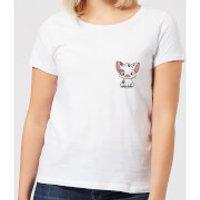 Moana Pua The Pig Women's T-Shirt - White - M - White - Pig Gifts