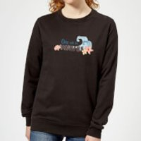 Moana One with The Waves Women's Sweatshirt - Black - S - Black