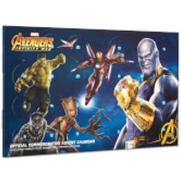 Marvel Avengers: Infinity War Collectable Coin Advent Calendar - Limited Edition