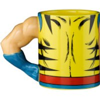 Meta Merch Marvel Wolverine Arm Mug - Wolverine Gifts