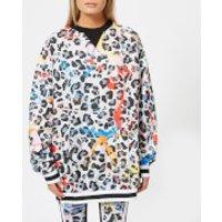 NO-KAOI-Womens-Leopaki-Nola-Long-Sleeve-Top-Print-Multicolour-M-Multi