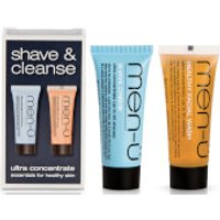 men-u Shave and Cleanse Duo 2 x 15ml