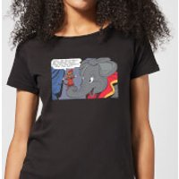 Dumbo Rich and Famous Women's T-Shirt - Black - XXL - Black