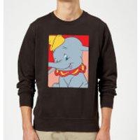 Image of Dumbo Portrait Sweatshirt - Black - 5XL - Black