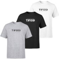 Tifosi Men's T-Shirt - S - Grey