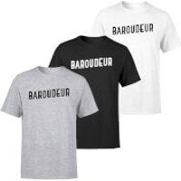 Baroudeur Men's T-Shirt - M - Black