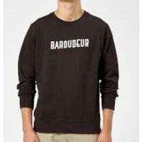 Baroudeur Sweatshirt - L - Black