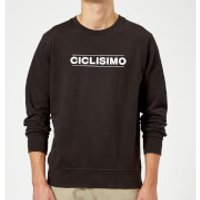 Ciclisimo Sweatshirt - S - Grey