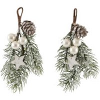Sass & Belle Set of 2 Mistletoe - Mistletoe Gifts