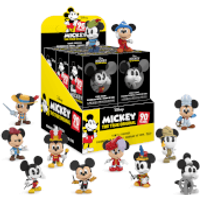 Funko Disney Mickey's 90th Mystery Vinyl Figures x 1