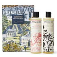 Cowshed Bath And Shower Gel Duo (worth £36.00)