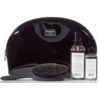 Balmain Black Patent Leather Pouch