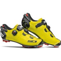 Sidi Drako 2 SRS MTB Shoes - Yellow Fluo/Black - EU 40 - Yellow Fluo/Black