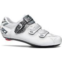 Sidi Genius 7 Mega Road Shoes - Shadow White - EU 44 - Shadow White