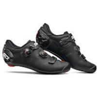 Sidi Ergo 5 Matt Road Shoes - Matt Black - EU 43 - Matt Black
