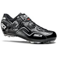 Sidi Cape MTB Shoes - Black/Black - EU 45 - Black/Black