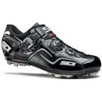 Sidi Cape MTB Shoes - Black/Black - EU 39 - Black/Black