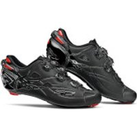 Sidi Shot Matt Road Shoes - Total Black - EU 44.5 - Total Black