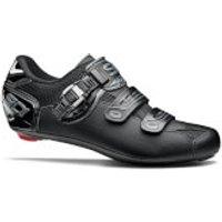 Sidi Genius 7 Road Shoes - Shadow Black - EU 47 - Shadow Black