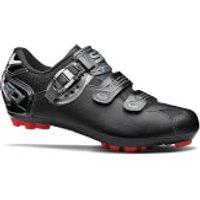 Sidi Eagle 7 Mega SR MTB Shoes - Shadow Black - EU 42 - Shadow Black