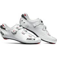 Sidi Wire 2 Carbon Road Shoes - White/White - EU 46 - White/White
