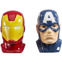 Funko Homeware Marvel: Captain America & Iron Man Salt & Pepper Shakers